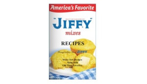 Free Jiffy Recipe Book