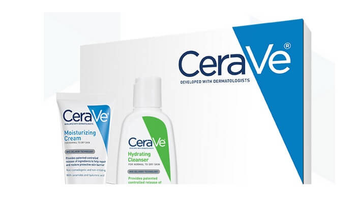 Free CeraVe Lotion Samples