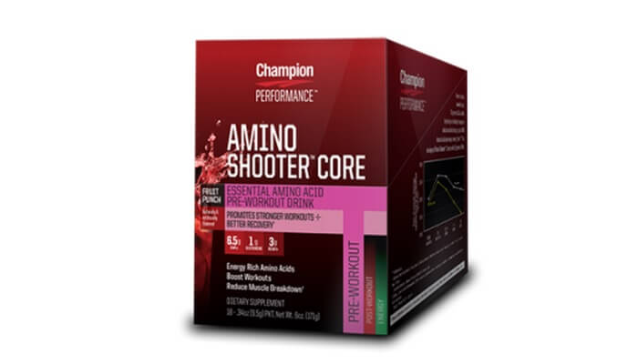 Free Champion Performance Supplements