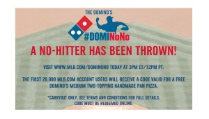 Free Domino's Pizza