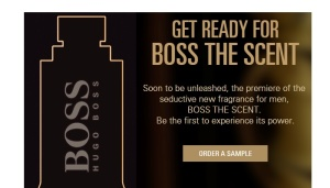 Free Boss the Scent Samples