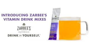 New Zarbees Vitamin Samples