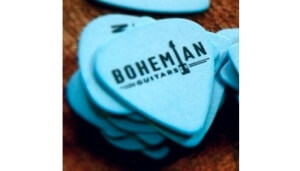 Free Bohemian Guitar Picks