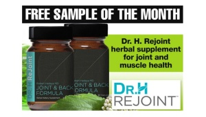 Free Joint Supplement Samples