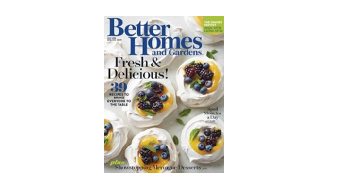 Free Better Homes And Gardens Subscription Free Samples
