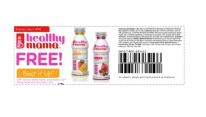 Free Healthy Mama Boost it Up! Caffeine Free Protein Energy Drink