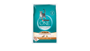 Free Purina One Chicken Tender Cat Food Sample
