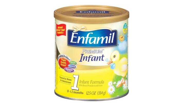 Free Enfamil Sample Pack
