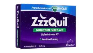 Free ZzzQuil Samples