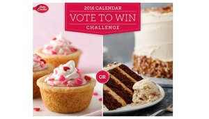 Free Betty Crocker Calendars