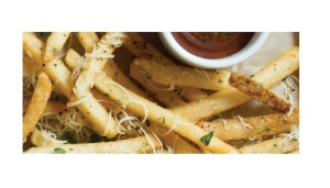 Free Truffle Fries