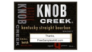 Free Knob Creek Labels
