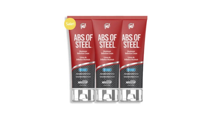 Free Abs Of Steel Cream Free Samples 4 All