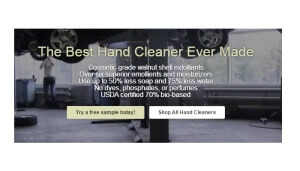 Free Hand Cleaner