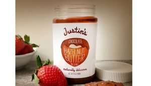 Free Justin's Gourmet Peanut Butter
