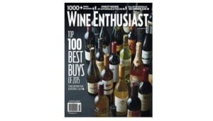 Free Wine Enthusiast Subscription