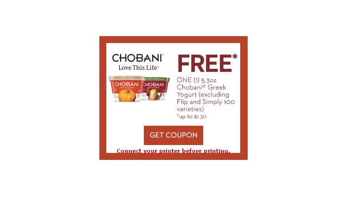 Free Chobani Yogurt Free Samples 4 All