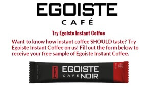 Free Instant Coffee