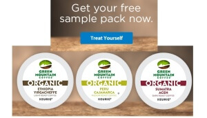 Free Organic Coffee K-Cups