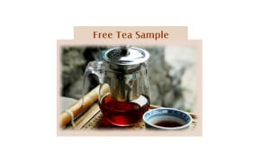 Two Free Tea Samples