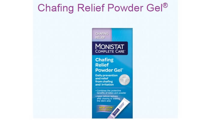 Free Chafing Powder