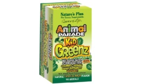 Free Animal Parade KidGreenz Children's Chewables Sample