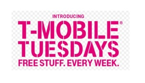 Free Gifts on T-Mobile Tuesdays