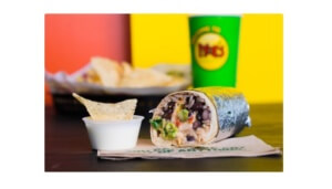 Free Burrito at Moe's