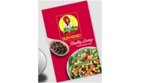 Free Sun-Maid Healthy Living Recipe Booklet