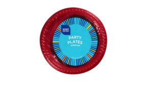 Free Smart Sense Party Plates at Kmart
