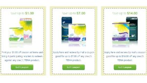 Free Tena Coupon Offers