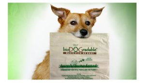 Free BioDOGradable Pet Poopy Bags