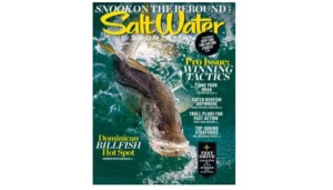 Free 1 Year Subscription to Salt Water Sportsman Magazine