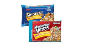 Free Malt-O-Meal S'mores or Marshmallow Mateys Cereal