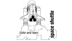 Free NASA Coloring Book