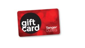 Free $20 Tanger Outlet Gift Card