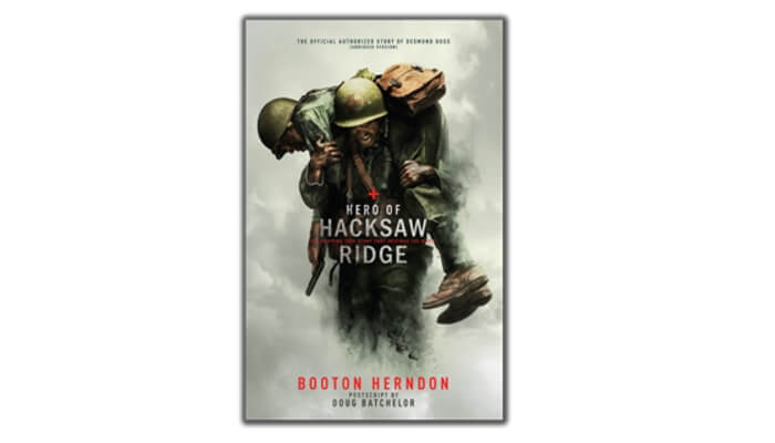 Free Copy of The Hero of Hacksaw Ridge Book