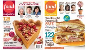Free Issue of Food Network Magazine