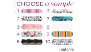 Free Jamberry Nail Wraps Sample