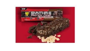 Free BSN Syntha-6 Protein Crisp Bar Sample