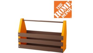 Free Crate Toolbox Workshop for Kids at Home Depot