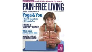Free Pain-Free Living Magazine Subscription