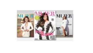 Free Siempe Mujer Magazine Subscription