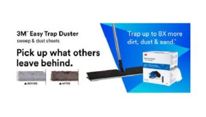 Free 3M Easy Trap Duster Sample