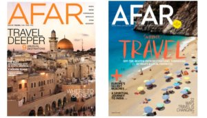 Free Afar Magazine Subscription