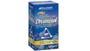 Free DreamQuest Nutraceuticals Dreaminol Sample