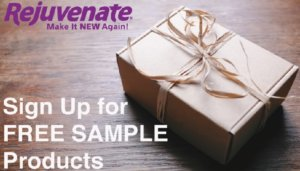 Free Rejuvenate Cleaning Product Samples