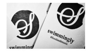 Free Swimmingly Stickers