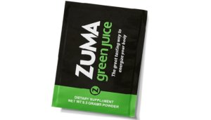 Free Zuma Greens Powder Sample