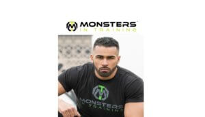 Free Monster in Training Shirt